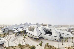 KAPSARC Headquarters Achieves LEED Platinum Status