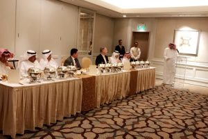 Business Council Holds Executive Luncheon with Commerce Under Secretary Hernandez in Riyadh