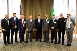 USSABC Holds Executive Reception with Ambassador Westphal and Visiting Delegation in Houston