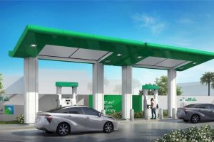 Agreement Signed to Build Kingdom's First Hydrogen Fuel Cell Station