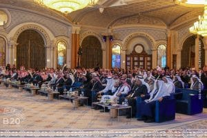 Business Council Participates in the B20 Saudi Arabia Inception Event- Transforming for Inclusive Growth