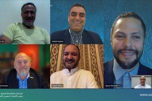 USSBC Leads its First Successful Virtual Business DevelopmentMission to Saudi Arabia