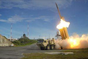 Lockheed Awarded $610 Million Saudi THAAD Deal