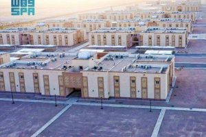 $1 Billion Housing and Medical Project Inaugurated for Saudi Ministry of Defense