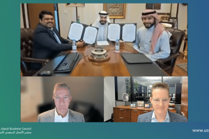 P2S Inc. and Saudi Engineering Group International Sign MOU in USSBC-hosted Virtual Ceremony