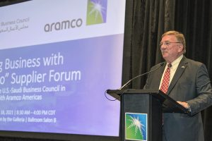 Aramco Supplier Forum: Linking U.S. and Saudi Manufacturers and Suppliers
